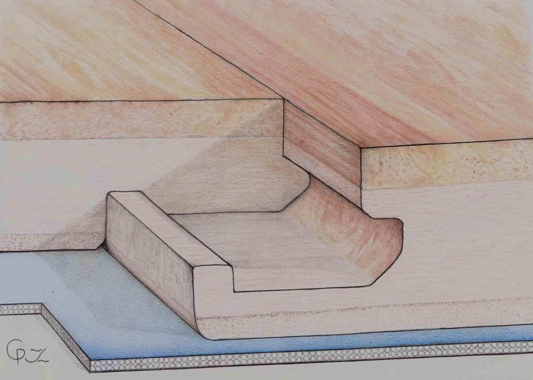 Estructura parquet flotante (multicapa) Tipos de pavimento
